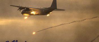 اصابت موشک اسرائیلی به هواپیمای سوری